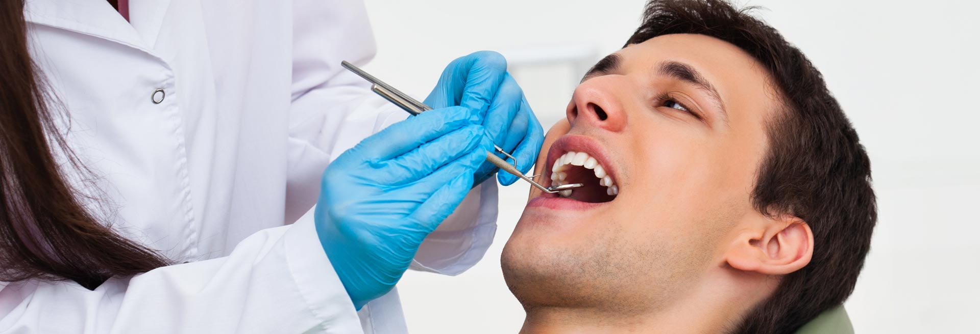 Root canal banner